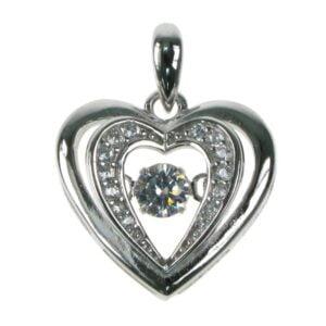 Heart Dancing Stone